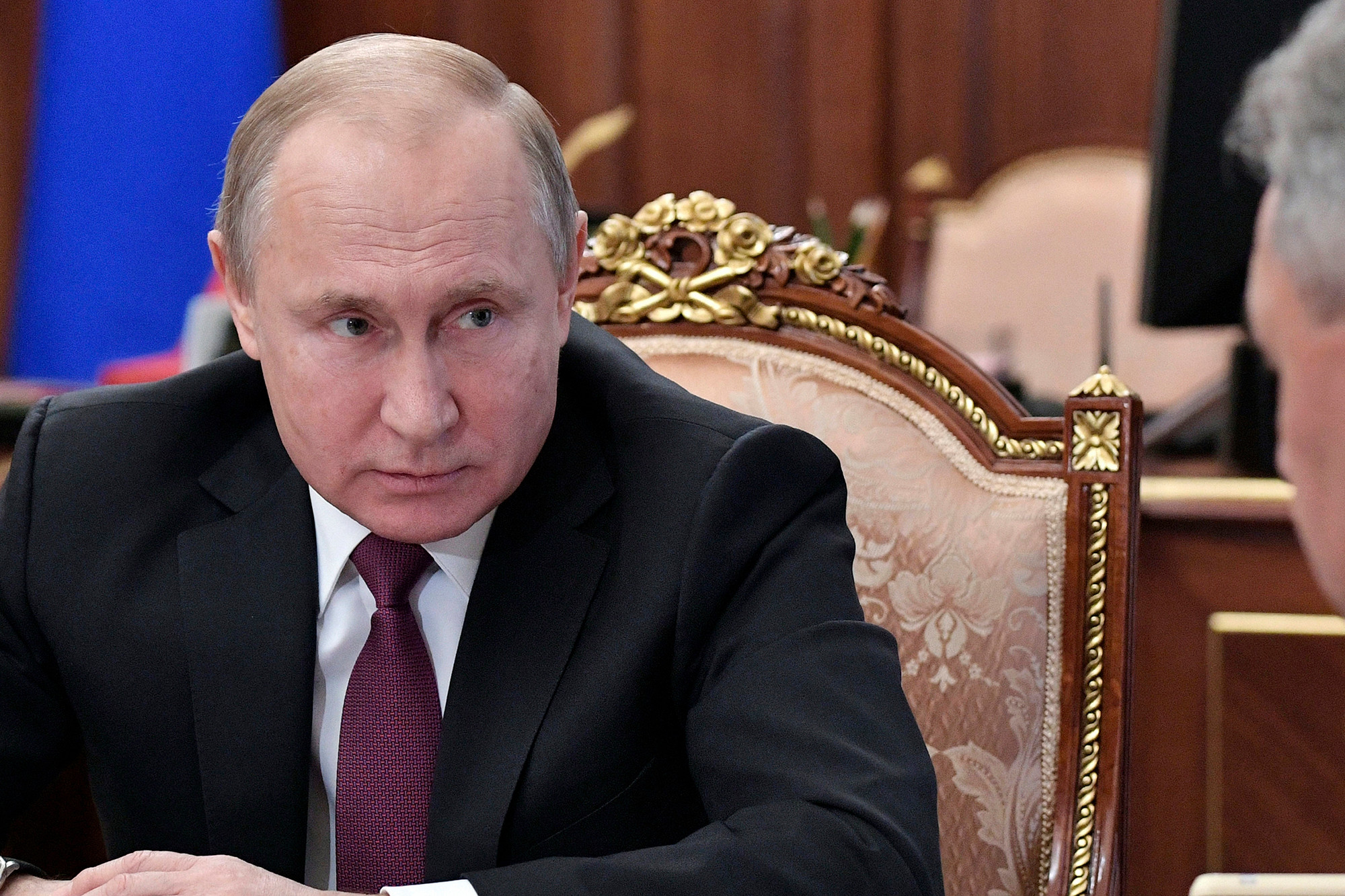 Putin submits bill on suspension of INF treaty
