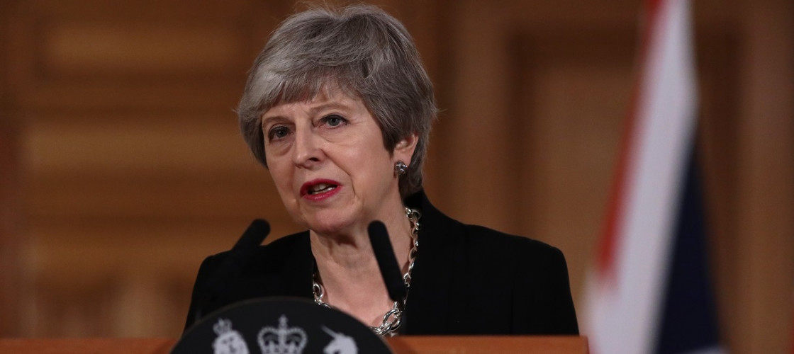 Theresa May under fresh pressure as Tory activists announce June bid to oust her as leader