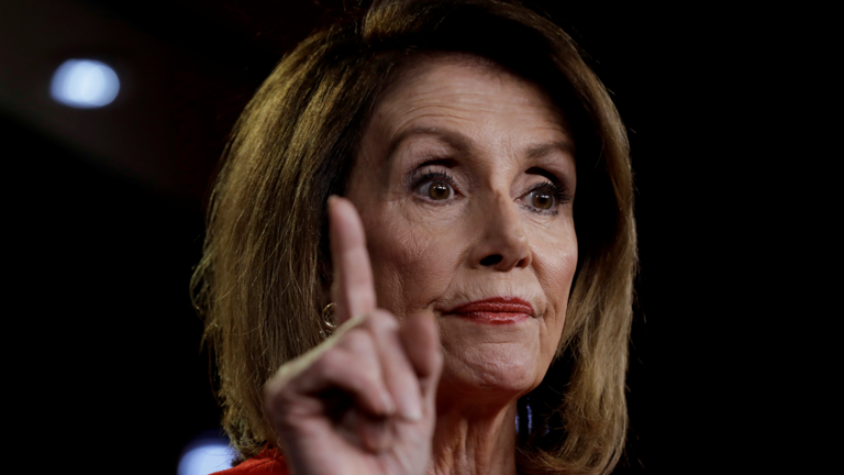 Pelosi fears Trump may borrow page from Democratic playbook by challenging 2020 election legitimacy