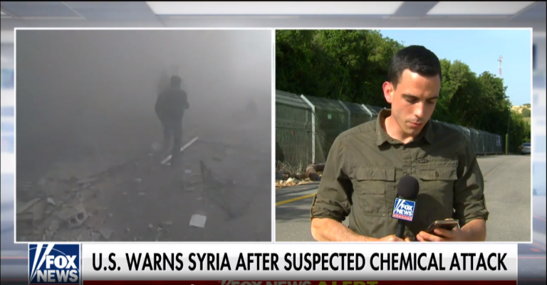 """US media tried to accuse Assad of """"chemical attack"""" using last year's fake video"""