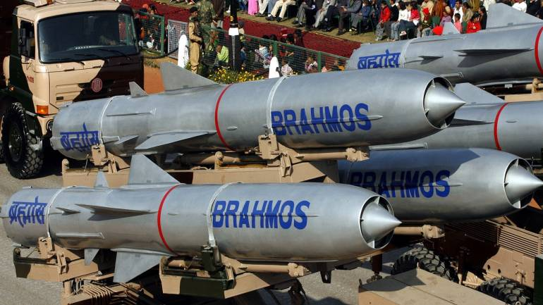 India Test Fires Air Launched Version of BrahMos Supersonic Cruise Missile