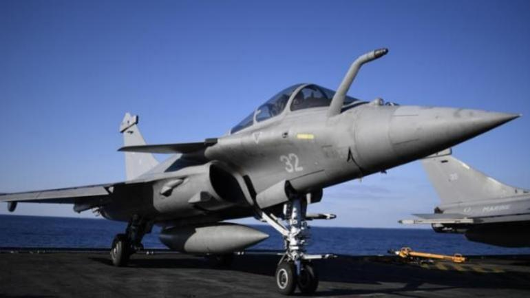 Break-in Attempt at Indian Air Force's Rafale Fighter Jet Facility in Paris