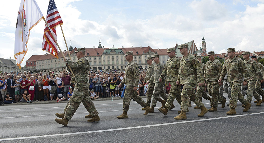 Russia to reinforce Western border as US plans to deploy more troops in Poland