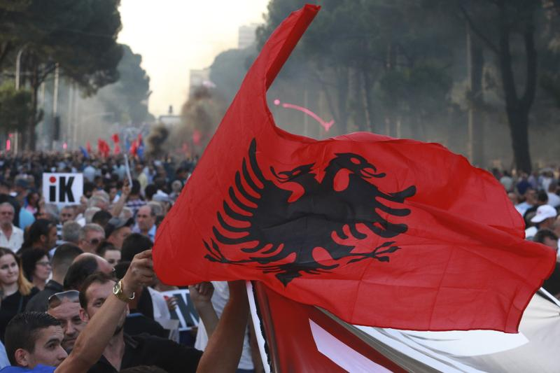 Albania holds local elections amid political turmoil