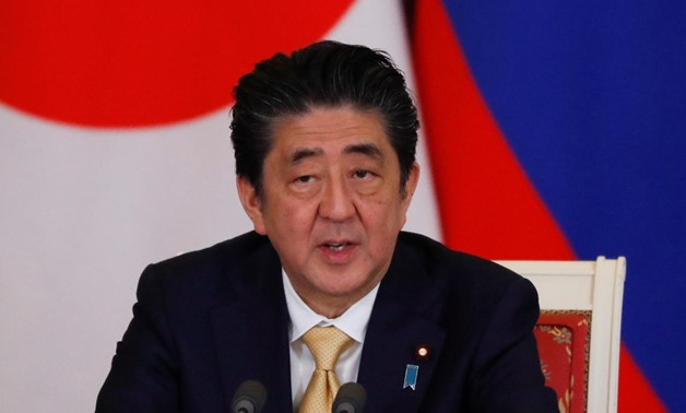 Japan's Economy Minister Meets Russian Counterpart