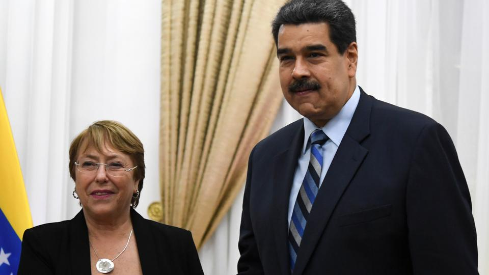 Venezuelan President Vows to Take UN Recommendations on Human Rights