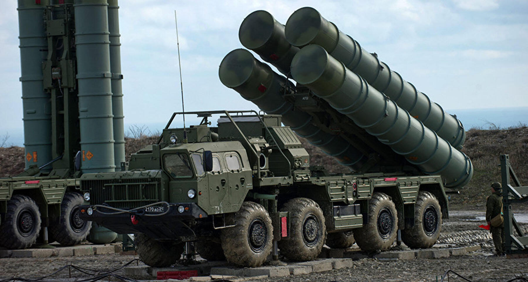 Indian Military Set to Train to Operate Russia's S-400s Despite US Sanctions Threat