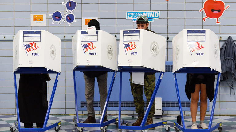 Microsoft & Pentagon are quietly hijacking US elections