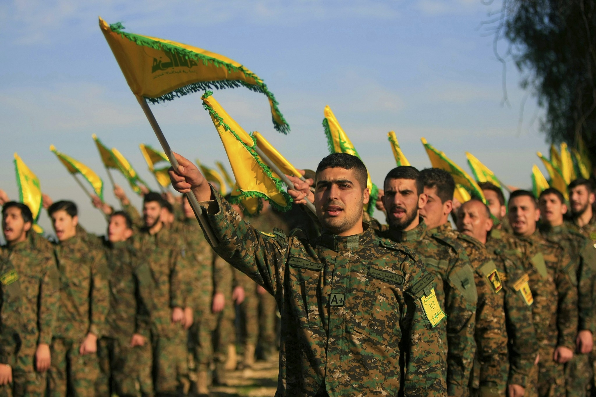 Hezbollah warns US, Israel and Saudi Arabia not to attack Iran
