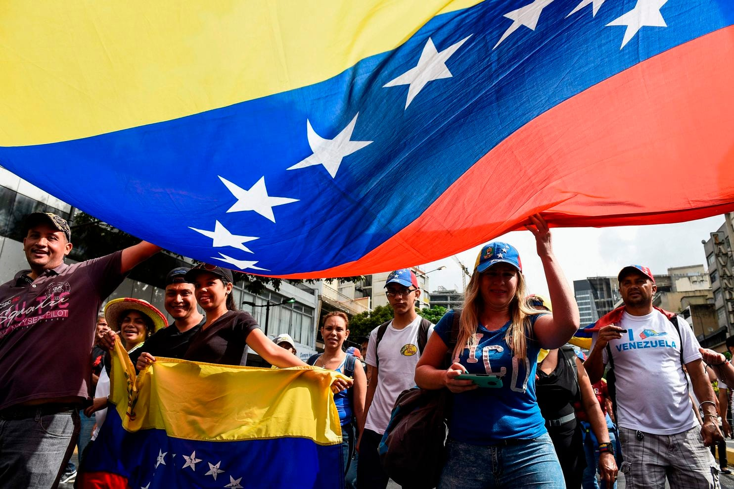 Pompeo says US tried and failed to unite Venezuelan opposition in leaked audio