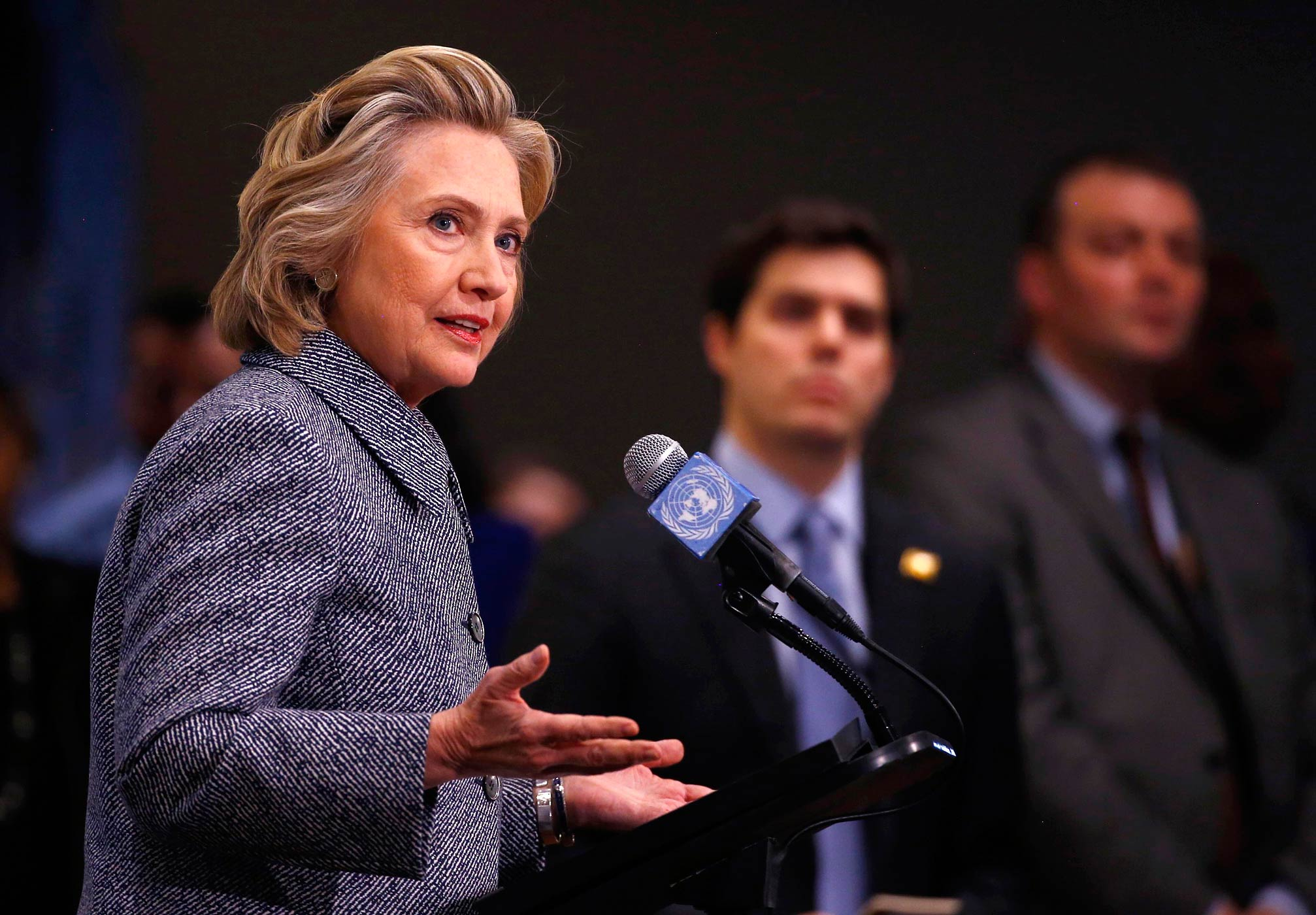 30 security incidents regarding handling of Hillary's emails