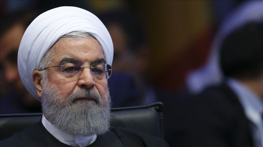 Rouhani said 'Dialogue' the only solution to regional issues