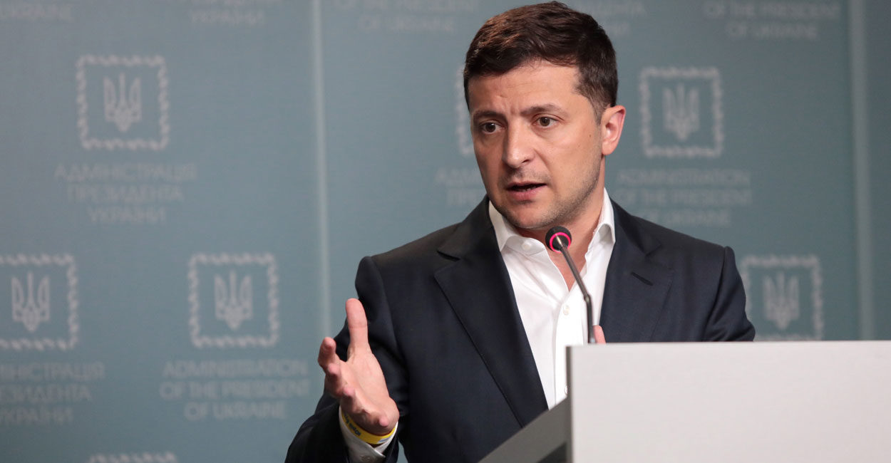 Ukraine takes another step toward freedom from Russia