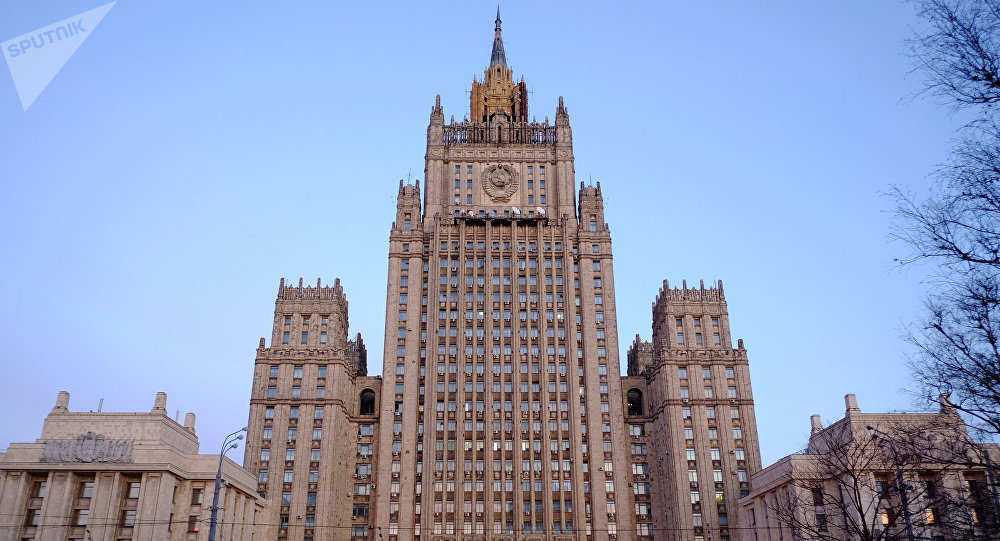 Moscow urges German diplomats to stop interfering in Russia's internal affairs