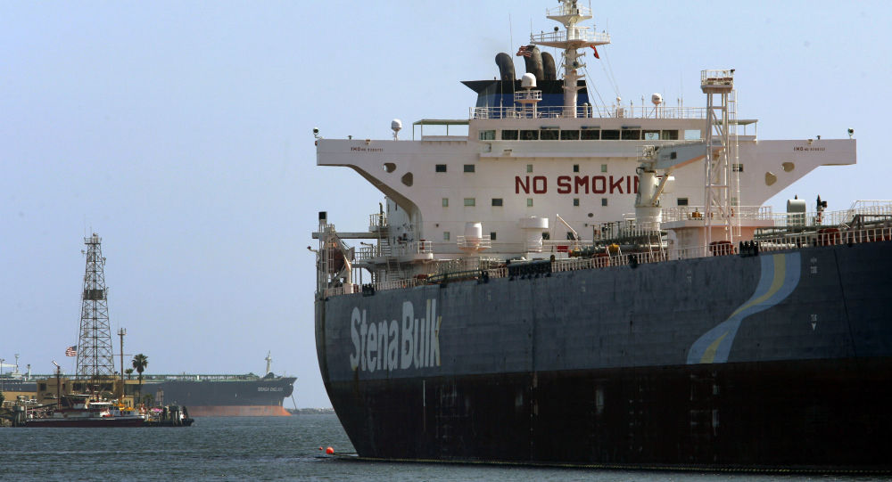 Britain Refused US Help Before Seizure of UK Tanker by Iran, Ex-Official Claims