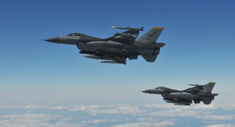 Bulgaria's $1.26Bln Deal for 8 US F-16 Jets Comes Into Effect - Reports