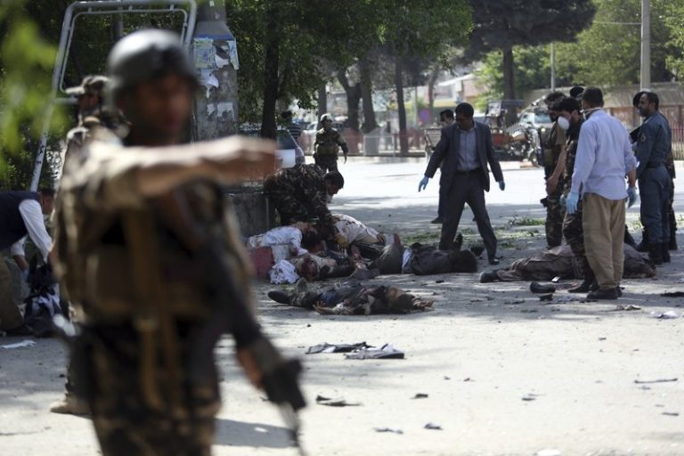 Afghanistan could have lost capitol to Taliban attack