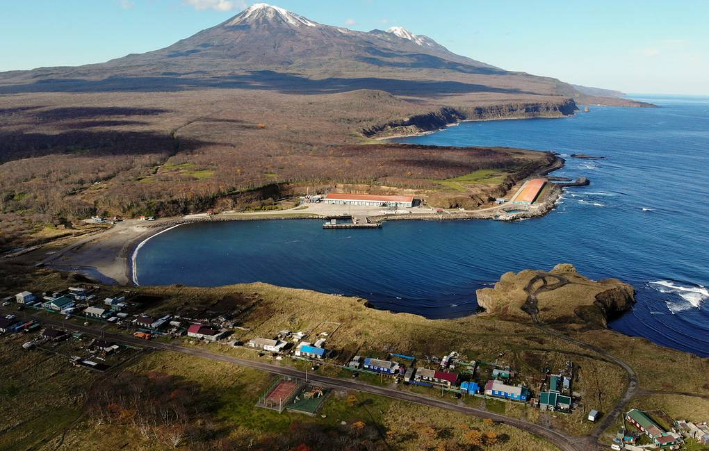 Japan says Russian PM's possible visit to Kuril Islands runs counter to its stance