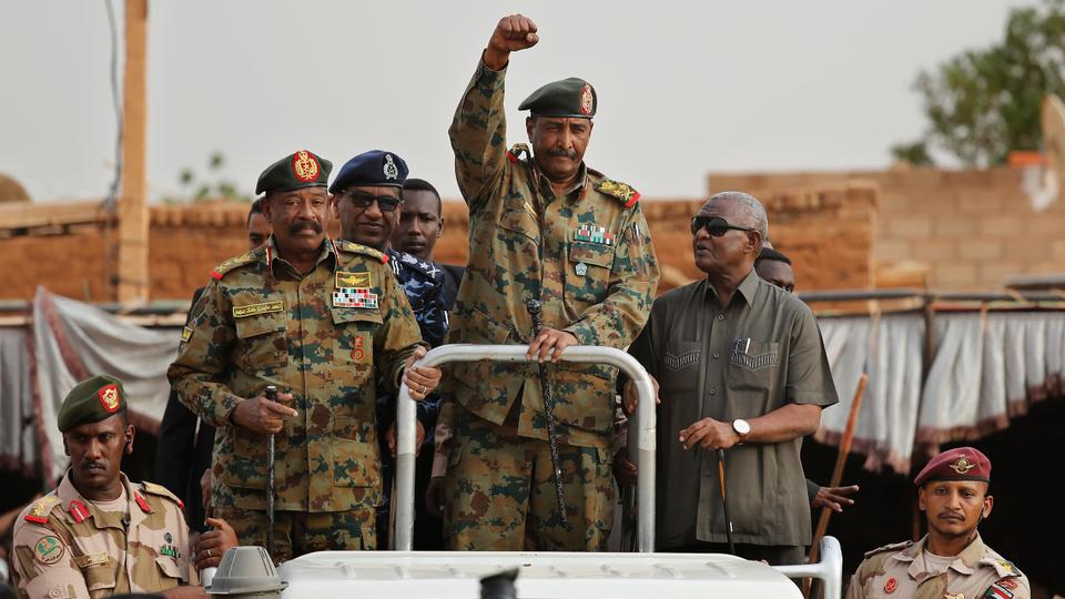 Sudan's military council says it thwarted a coup