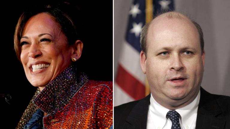 Kamala Harris hires lawyer who paid Fusion GPS for Trump 'research' on behalf of Hillary Clinton