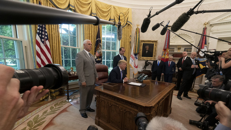 From 'freedom gas' to violating deals 'before they exist': Five baffling statements from Washington