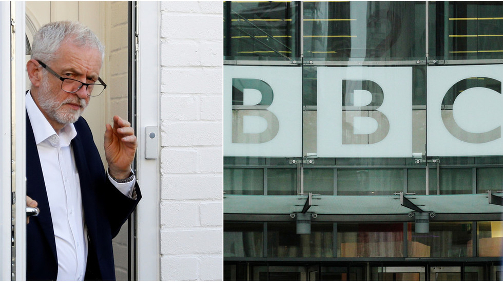 'Deliberately misleading & biased': Labour shreds BBC report depicting Party as anti-Semitic swamp