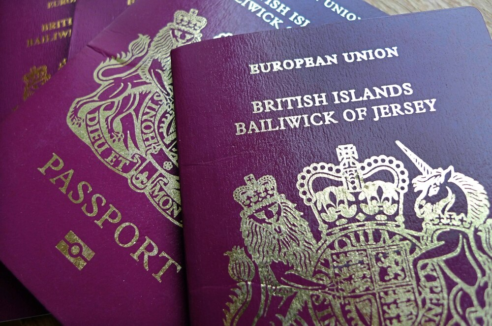 Post-Brexit UK passports to be printed in Poland