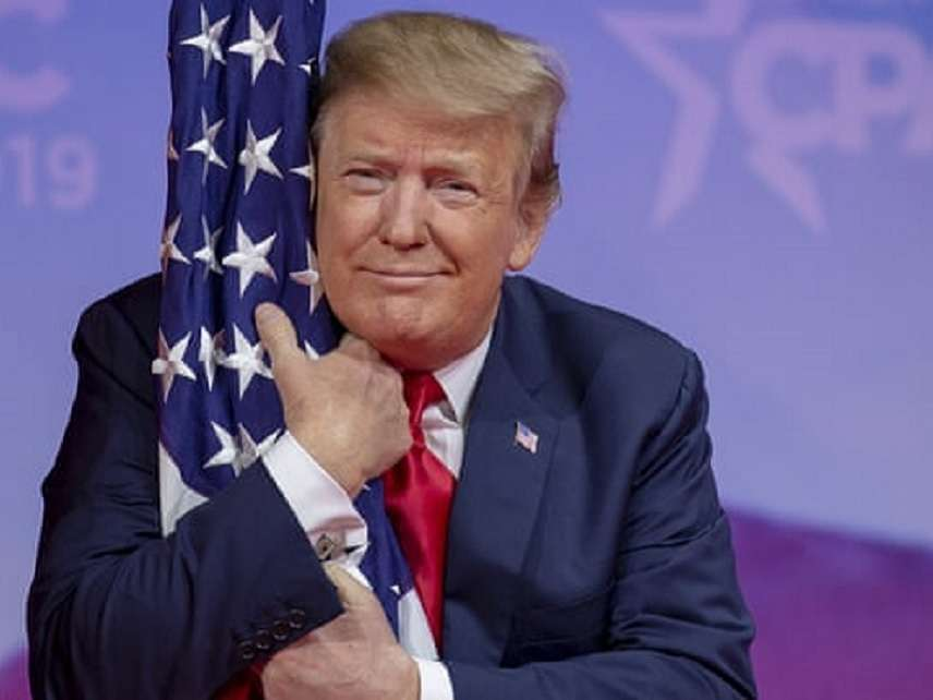 Trump Will Be Vulnerable In 2020 Elections