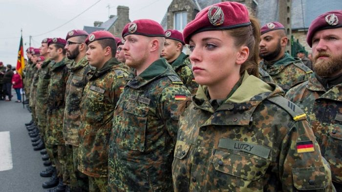 Germany rejects US request to send ground troops to Syria