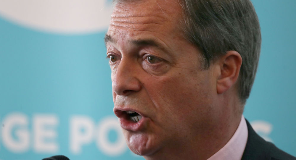 Operation Yellowhammer Files Promise Chaos, But Nigel Farage Unconvinced