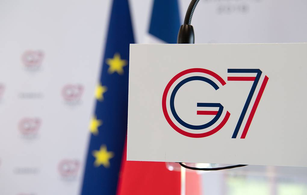 G7 Leaders Discussed Possible Return to G8 Format With Russia's Participation