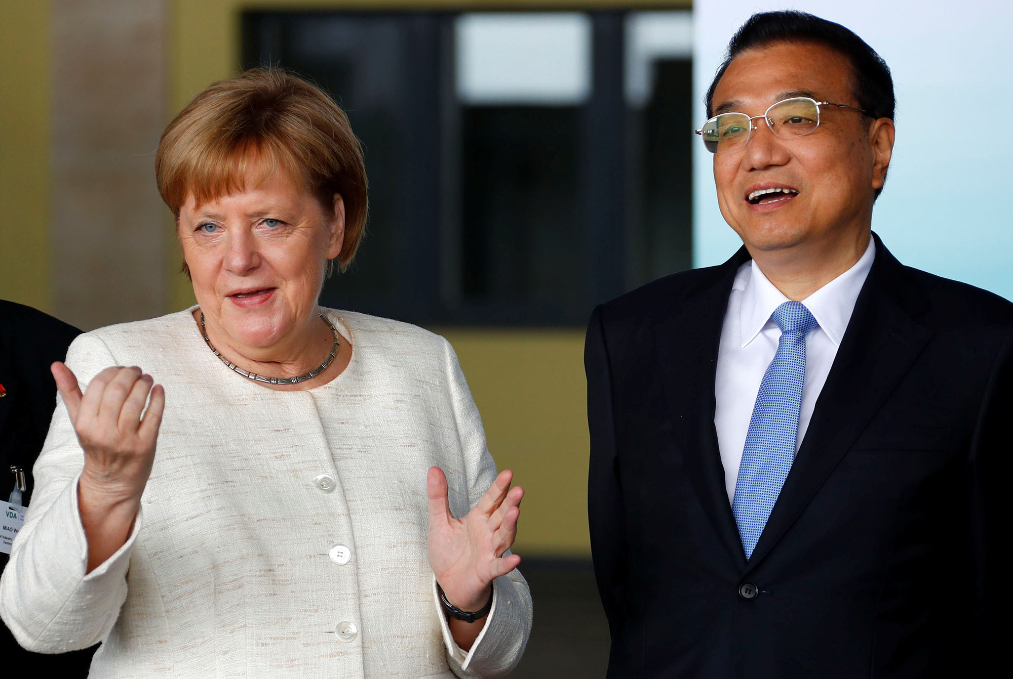 US Ambassador to Germany Calls for United Front on China
