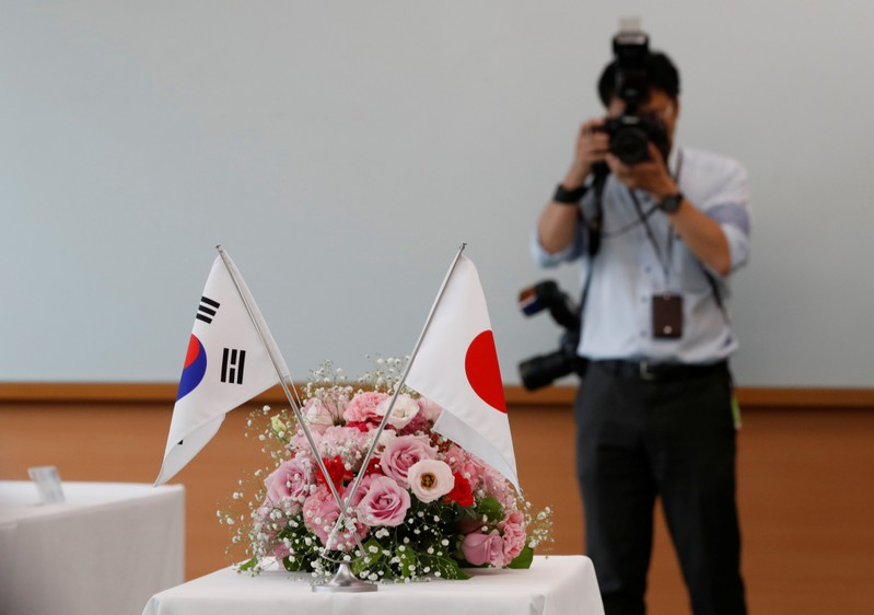 South Korea says 'won't be defeated again' as Japan trade row spirals