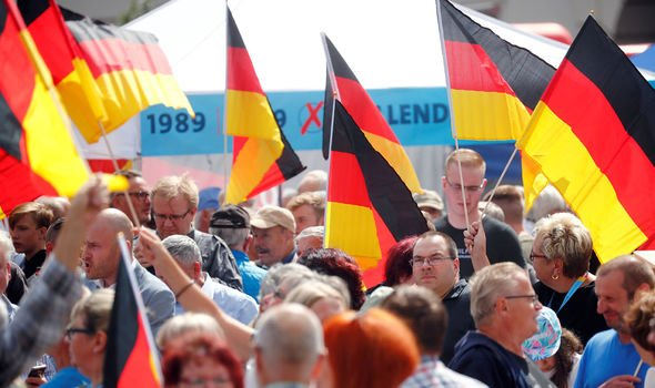 AfD soars in East Germany polls ahead of crucial regional elections
