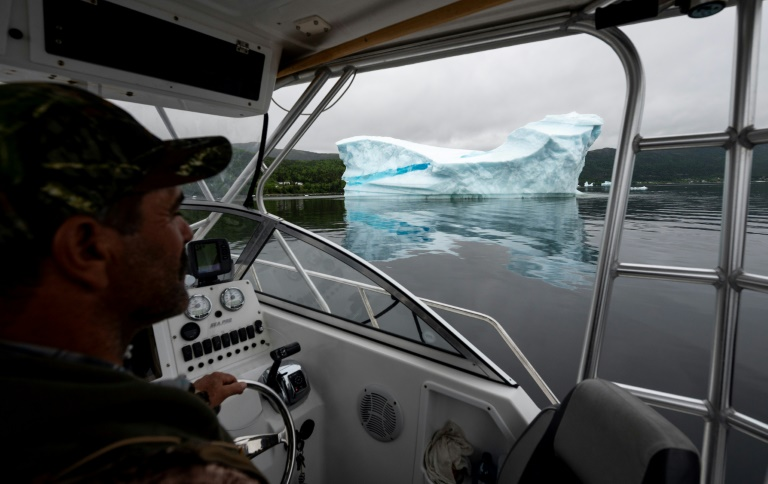 'Iceberg Corridor' sparks tourist boom on Canada's east coast