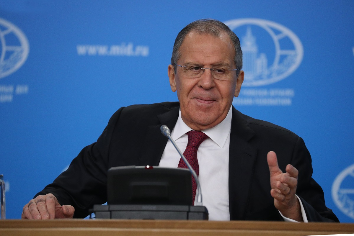 Lavrov says Normandy talks should focus on disengagement along Donbass contact line