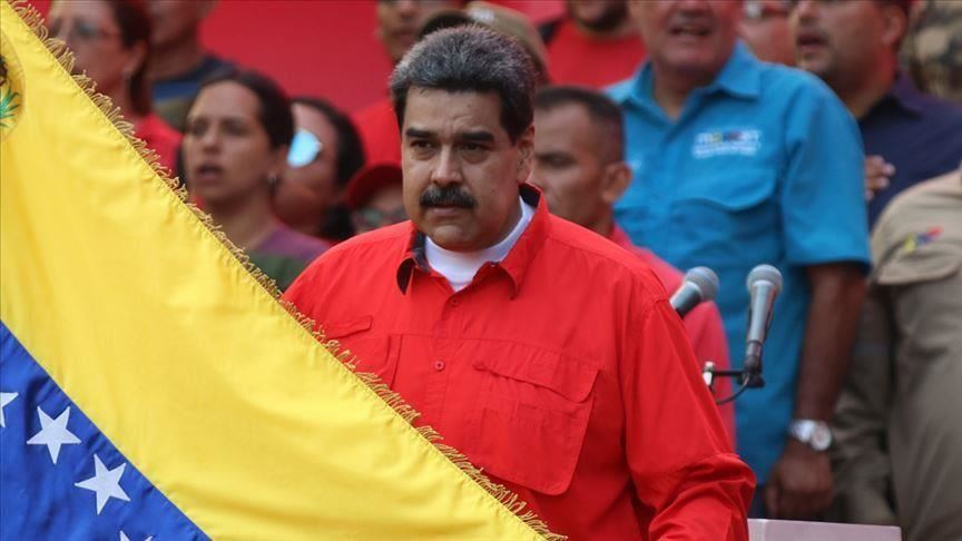 Maduro says he believes in success of talks with Venezuelan opposition