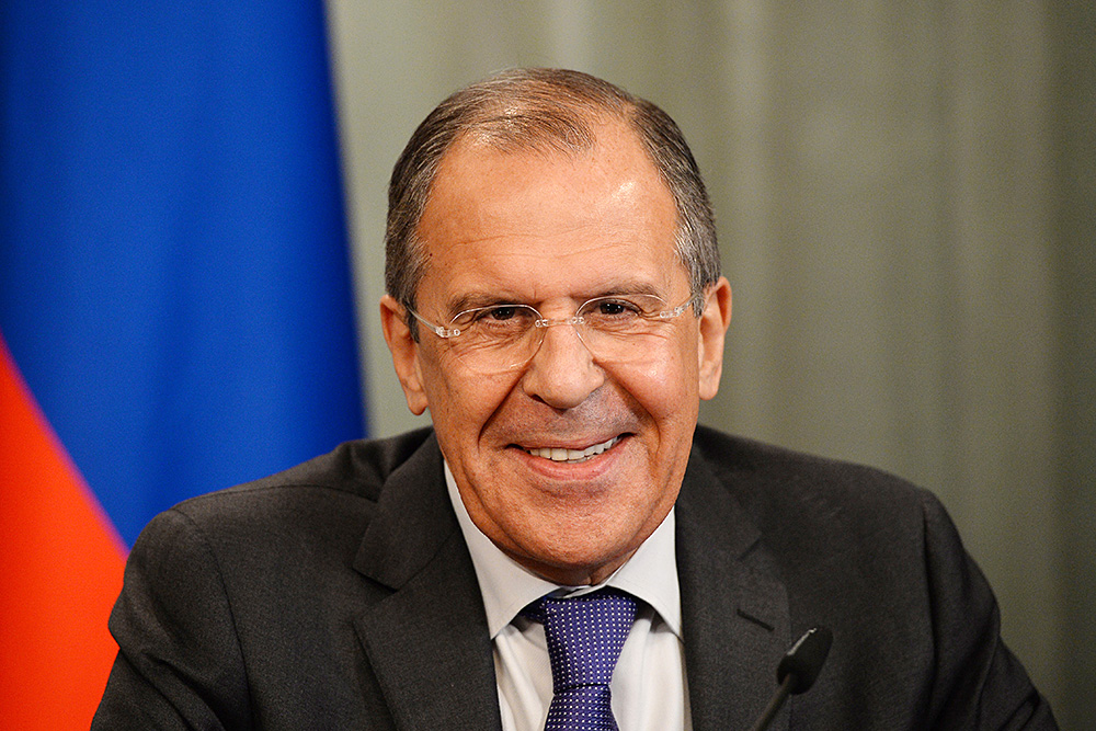 Lavrov : Trump is ready to improve relations with Russia, but there are no actions