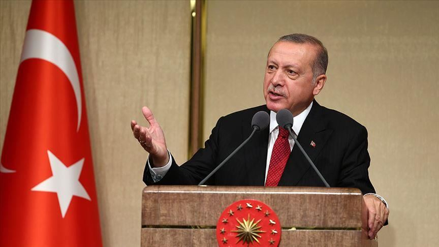 Erdoğan: Turkey cannot handle new wave of migrants from Syria