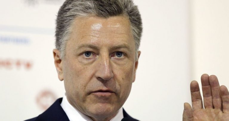 """The name of Volker again """"surfaced"""" in the US-Ukrainian scandal-the state department envoy taught Zelensky to lie to Trump"""