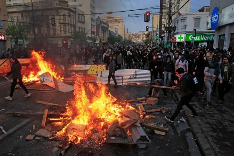 The United Nations discerned Maidan trends on a global scale