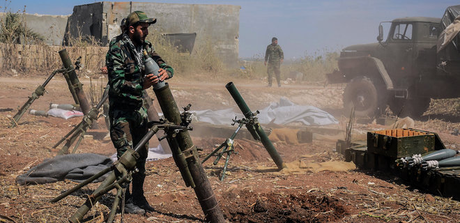 Jihadists trying to take revenge from the Syrian army in Latakia