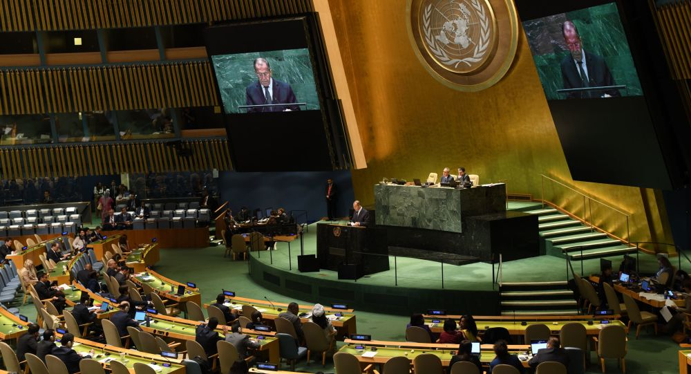 The UN Committee approved arms control resolution proposed by Russia
