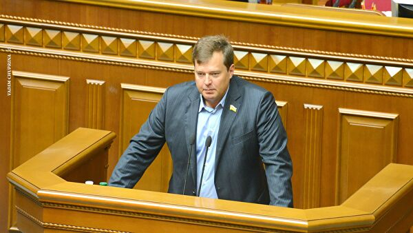 Ukrainian politician urges Kiev to forget about the Crimea and Donbass forever