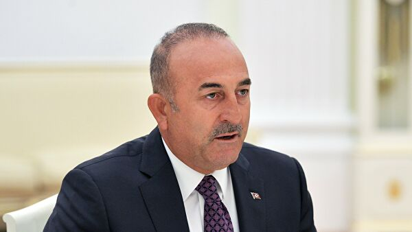 Turkish Foreign Minister criticizes US for words on Syrian oil revenues