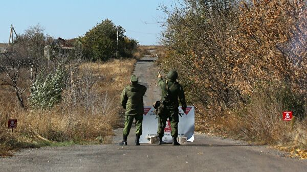DPR notifies the OSCE of its readiness to start the force withdrawal in Petrovskoye area