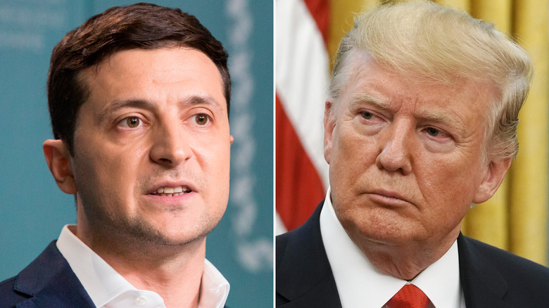 Trump is publishing a transcript of the second conversation with Zelensky on Tuesday