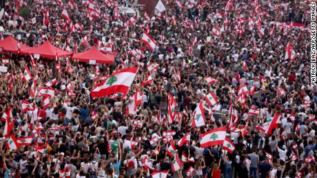Protests in Beirut