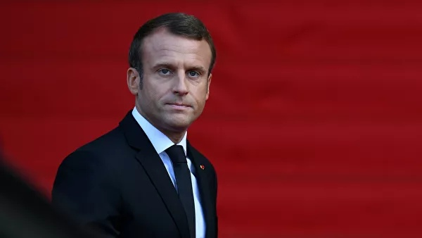 Macron commented on US-China trade talks