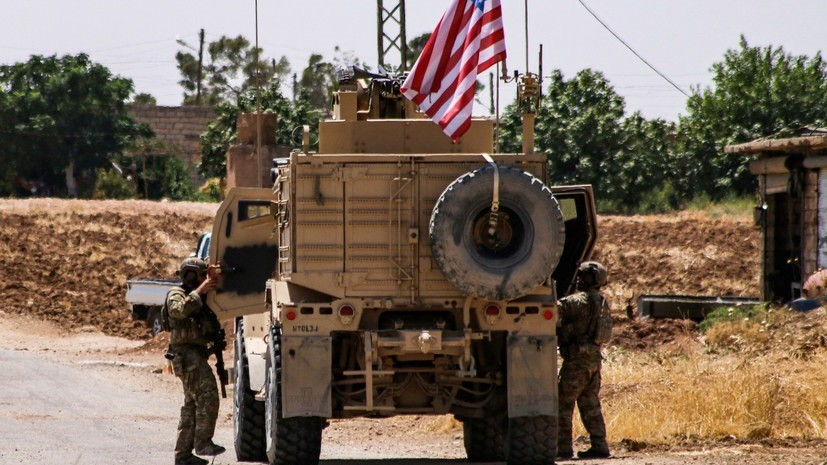 Pentagon announces its intention to leave up to 600 troops in Syria